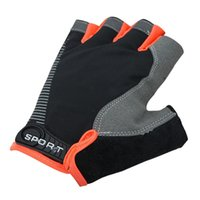Wholesale Hot Sales Outdoor Bike Cycling Gloves Fast Drying Non Skid Half Finger Riding Fitness Sports Glove MN0299
