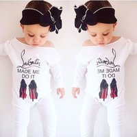 baby girl high heels - Hug Me Baby Jumpsuits Toddler Girls Clothing Spring Print High heeled Shoes Fashion Long Sleeve Cotton Jumpsuits EC