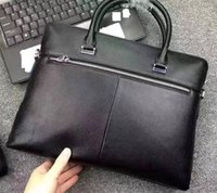 Wholesale The new leather men s bags