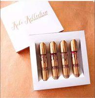 Wholesale kylie lip kit High quality New Arrivals makeup kylie Cosmetics KOKO KOllection Creme set Matte lip gloss liquid lipstick set