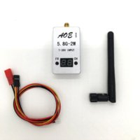 Wholesale Newest Car Wifi Video Backview Camera System G mW W CH Wireless AV TS933 Transmitter G CH RD945 Receiver for FPV