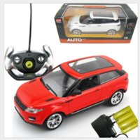 Wholesale Large Size CH Channel Remote Control Car RC Radio Controlled Cars Boys Toys Machine with Headlight battery charger
