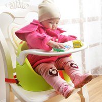 Wholesale High Quality Baby Feeding Seat Portable Infant Dining Chair Multifunction Dining Chair Highchair Booster Seats VT0446