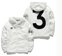 baseball windbreaker jackets - YEEZUS Jacket Men KANYE WEST Hip Hop Windbreaker MA1 Pilot Men s Jacket Tour Baseball Supremo YEEZUS Jaqueta Masculina Jackets