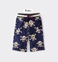 Wholesale EUR summer clothes cotton children za kids beach sports male mini boden mid length boys shorts pants teen trousers stocking
