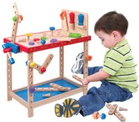 Wholesale New wooden toy Garden tool toys Simulation tools Baby gifts