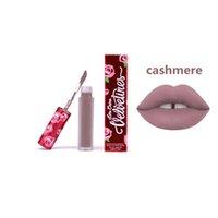 Wholesale 2017 lower price color Lime Crime lipgloss velvet matter lipstick red velvet lana blonine mercury DHL