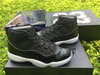 Wholesale Air ReTro New Space Jam Basketball Shoes Black Varsity Royal White New Retros s Space Jam Sneakers With Box