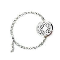 Lockets best oil diffuser - 2017 New Arrival Best Selling Products Aromatherapy Bracelet L steel Essential Oils Diffuser Locket Bangle wrist