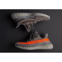 Wholesale New Updated SPLY Y Boost V2 BB1826 Beluga With Box BB1829 Glow In The Dark Orange Stripe Outdoor Shoes Black Friday