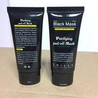 Wholesale 2017 NEW SHILLS Deep Cleansing Black MASK ML Blackhead Facial Mask