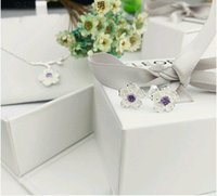 Wholesale Japanese lovely temperament contracted small flower opening ring S925 pure silver branch cherry blossom ring