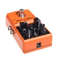 bass guitar delay - NUX Time Core Guitar Effect Pedal Delay Models Guitarra Effect Pedal True Bypass High Quality Guitar Parts Accessories