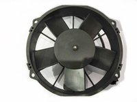 air cooler condenser - car Automobile air conditioning condenser fan factory direct sales brushless DC cooling fan