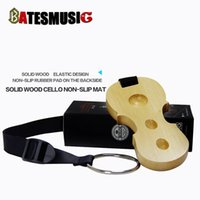 Wholesale Solid Wood Cello Antiskid Stand Cello Accessories