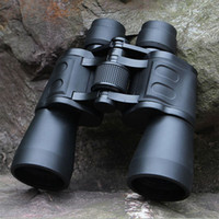 Wholesale Double tube telescope HD High Double outdoor night vision portable camping hunting mountain climbing concert adult children MM large dia