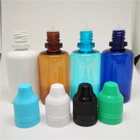 amber colored bottles - vapor bottle ML PET colored white green amber blue bottle OEM logo eliquid bottle factory wholesales