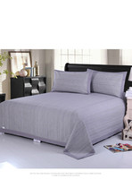 Wholesale Home Textiles Bedding Supplies Mat cotton blanket bed sheets