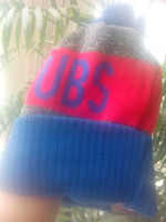 Wholesale 2016 winter Baseballl Champs Beanies Pom sport Knit Hats C world Series Sports Cap Mix Order Top Quality Hat Winter Wool Hats Cubs Beanies
