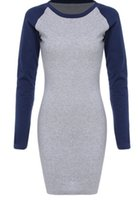 best choice clothes - sexy Long Sleeve Women s Dress Casual Dress Autumn Spring clothes The best seller The first choice for beauty
