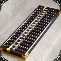 abacus bank - Column Abacus Wood Abacus Chinese Traditional Abacus Soroban Tool for Mathematics education bank accountant