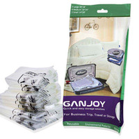 air vaccum pump - 10pcs Space Saver Bags No Vacuum Needed Use Without Air Pump Travel Compress Vacuum Roll Up Storage Bag