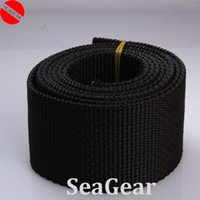 Wholesale Swimming Diving Pool Accessories Colorful meter Diving Webbing Weight Belt mm tickness scuba diving webbing weight belt