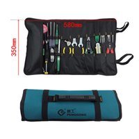 Wholesale Oxford Cloth Bag for Tools Electrician Portable Rolling Tool Bags Portable Durable Waterproof With Tool Belt G type