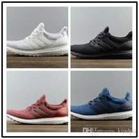 Wholesale 2017 New Ultra Boosts Men Racer Running shoes Breathable Mesh Trainers NMD EUR SIZE