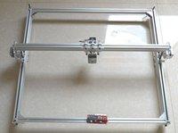 2000mw laser - 2000MW CNC laser engraving machine laser cutting machine engraving area x65cm Mini laser engraving machine
