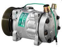 Wholesale Car air conditioning compressor Sanden SD7H15 V G mm