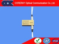 Wholesale D2 X B Mechanical Optical Switches optical switch With Epoxy free on Optical Path and High Stability High Reliability