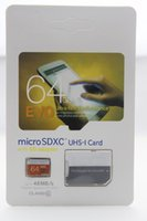 Wholesale 8GB GB GB GB GB Samsung EVO Plus micro sd card Class10 smartphone TF card C10 Tablet PC Storage card Cellphone