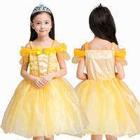 Cheap no party dresses Best 6T+ Christmas Day girls princess cosplay