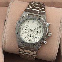 Precio de Gifts-Todos los Subdials Trabajo AAA Relojes para hombre Relojes de pulsera de cuarzo de acero inoxidable Reloj de lujo de cronómetro Top Relojes de marca para hombres relojes Best Gift