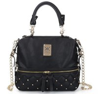 acrylic shops - Fashion kardashian kollection brand black chain women handbag shoulder bag KK Bag totes messenger bag free shopping