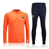 barcelona soccer clothes - Selling Barcelona soccer jacket sweater tracksuit Sportswear training Suits mens Clothes Tracking suits Male Hoodies United