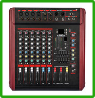Wholesale W Power Audio Mixer Channel For Professional Stage Live Sound System