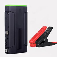 Wholesale coolACC A Peak Car Jump Starter mAH Portable Emergency Auto Battery with LED SOS Flashlight for Cellphone Tablet Laptop D28