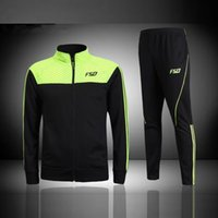Wholesale Thai quality survetement football tracksuit soccer men tracksuits Training running Suits