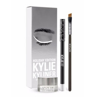 Wholesale New Stock Kylie holiday edition Cosmetics Kylie Kyliner Kyliner Kit snow Set DHL