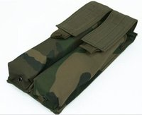 airsoft ump - Combat P90 Airsoft Molle Double Tactical UMP Magazine Pouch Outdoor Tactical Bags holsters