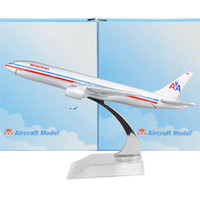 american airline toys - American Airlines Boeing cm Arplane Child Airplane Models Toys Birthday Christmas Gift For Mens