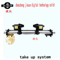 auto format - Here is a big discount Paper take up system auto take up system with motor for Large format printer