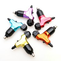 Wholesale 5 Color Rotary Halo2 Tattoo Machine High Quality Swiss Motor Tattoo Gun with Free Three Gifts TM908