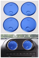 Black air patriots - Inner Air Condition Vent Outlet Cover Frame For Jeep Compass Patriot