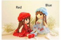 Wholesale New Ccute Hua Xianzi Mayfair Doll Plush Toys Girl Doll Children Ocean