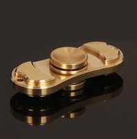 Wholesale 2017 HOT new product Hand Spinner fingertips spiral fingers gyro Torqbar Brass Ceramic ball steel bearings Acrylic