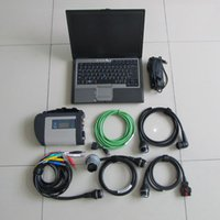 best online laptop - Best Quality MB Star C4 Sd Connect With Dell Laptop D630 mb star c4 Win7 system software support online offline coding
