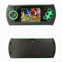 Wholesale Sega Game Controller Gampad Portable Video Game Player MD With SD Card Slot Joystics Color